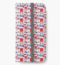 Red, White and Soup iPhone Wallet/Case/Skin