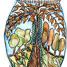 Treearium #4 by wiccked