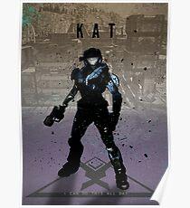 Legends of Gaming - Kat Poster