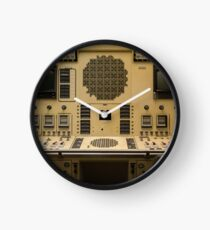 Abandoned Nuclear Power Plant Clock