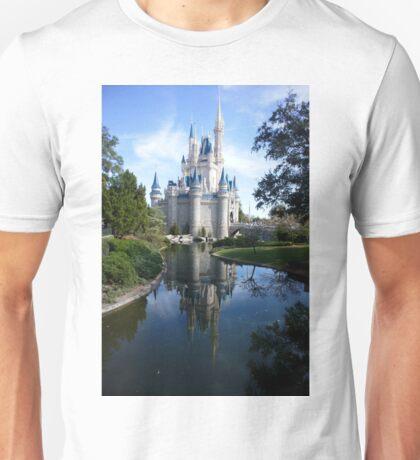 Castle Reflection Unisex T-Shirt