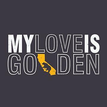 GOLDEN LOVE - CALI by LH-Creative