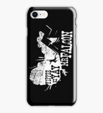 Yippee Ki Yay, Mr. Falcon iPhone Case/Skin