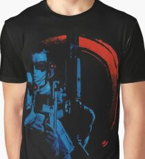 Universal Soldier Sci-fi Cover Graphic T-Shirt