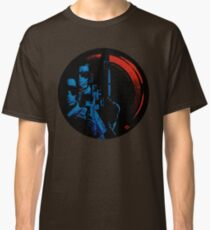 Universal Soldier Sci-fi Cover Classic T-Shirt