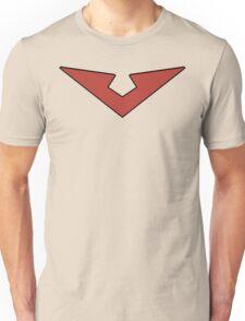 Red Lion Pilot  Unisex T-Shirt