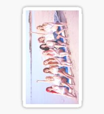 Girls' Generation Party Sticker