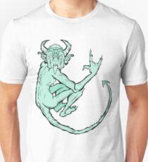 devil (mint) Unisex T-Shirt