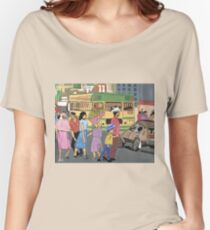 Back of the Bus Women's Relaxed Fit T-Shirt