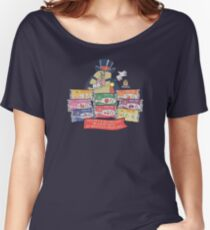 Hostess Fruit Pies (clean for dark shirts) Women's Relaxed Fit T-Shirt