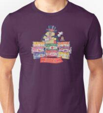 Hostess Fruit Pies (clean for dark shirts) Unisex T-Shirt