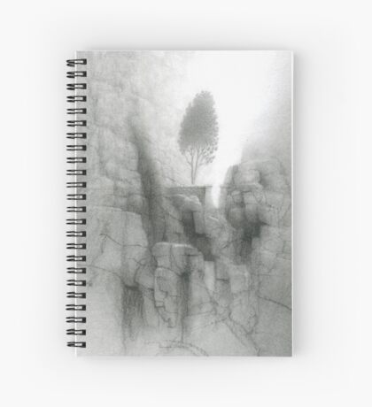 Another Kind of Faith Spiral Notebook