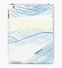 Abstract Starry Night Sky iPad Case/Skin