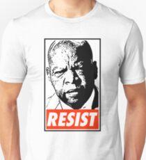 John Lewis Resist Unisex T-Shirt