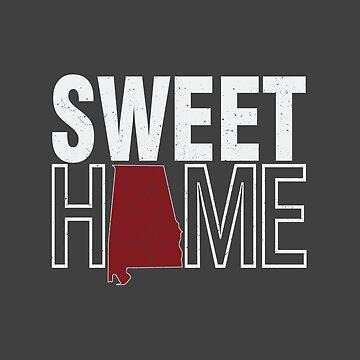 Dulce hogar Alabama de LH-Creative