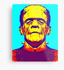 Boris Karloff, aka in The Bride of Frankenstein Metal Print
