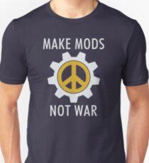 Make Mods Not War Unisex T-Shirt