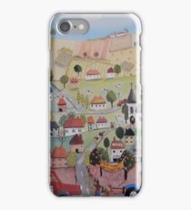 Village Harvest iPhone Case/Skin