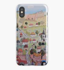 Village Harvest iPhone Case/Skin