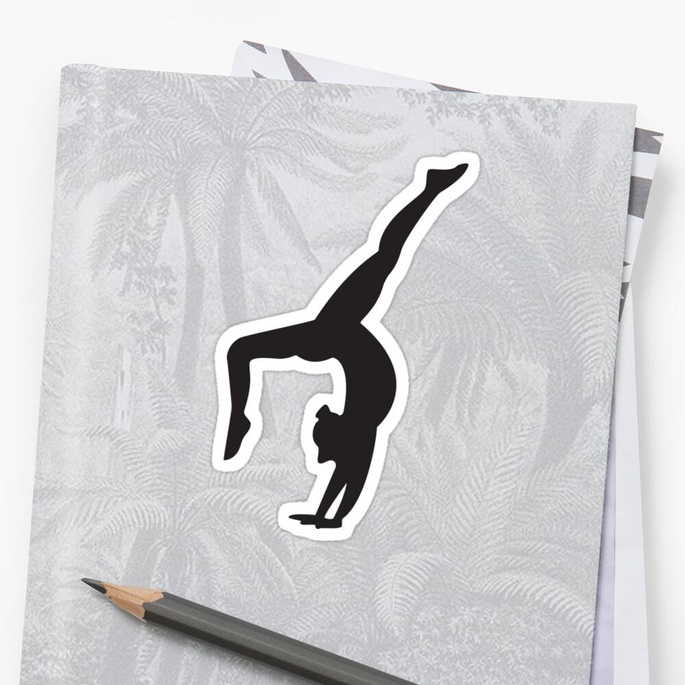 Gymnastics Kickover by Daniel Bowers