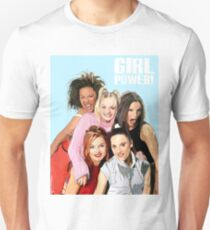 Spice Girls 'GIRL POWER!'  T-Shirt