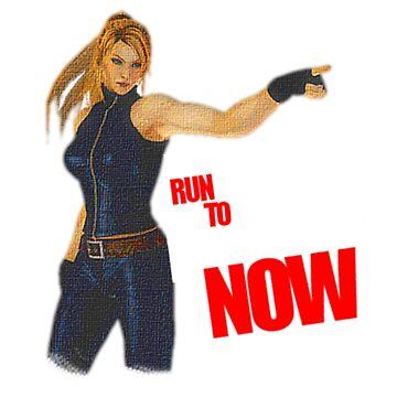 Better Run Home To Momma Now by Legendarymutt