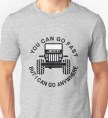 Jeep Slim Fit T-Shirt
