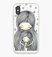 Vinilo o funda para iPhone Mother and Daughter