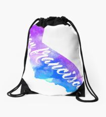 San Francisco Drawstring Bag