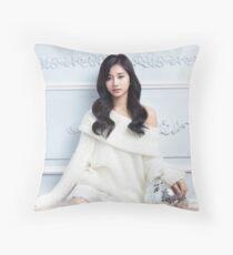 tzuyu twice Throw Pillow