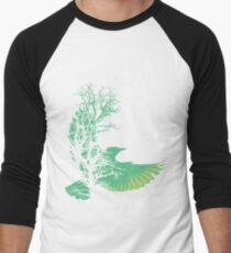 Shadows Men's Baseball ¾ T-Shirt
