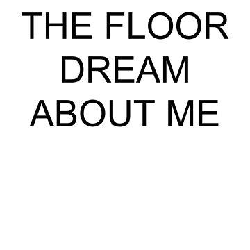 "Broken Social Scene tee - ""Sleep on the Floor, Dream about me"" by loupdemer"