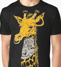 Rough Giraffet Graphic T-Shirt