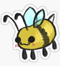 Bumble Beans Sticker