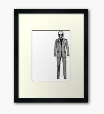 Mr 925 Framed Print