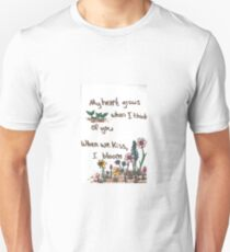 When I Bloom Unisex T-Shirt
