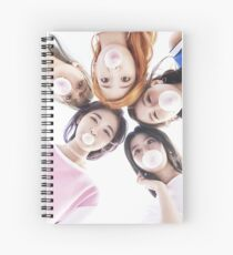 TWICE TT 04 Spiral Notebook