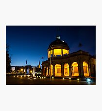 Soldiers Memorial Museum, Bendigo Photographic Print