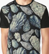 Oyster Shells Graphic T-Shirt