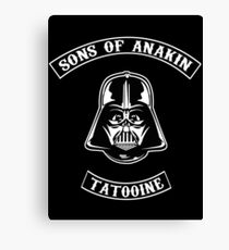Sons of Anakin Canvas Print