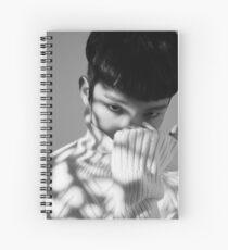 DK seventeen Spiral Notebook