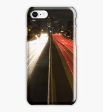 Blurred Lines iPhone Case/Skin