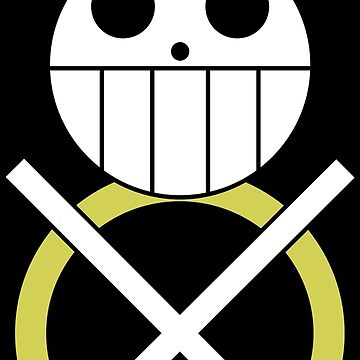 Corazon Jolly Roger by OwlBurger