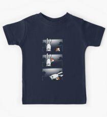 Camiseta para niños Bunny vs. Hamster