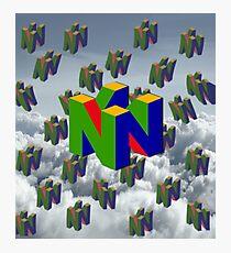 N64 Photographic Print