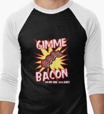 GIMME BACON TEE Men's Baseball ¾ T-Shirt