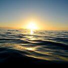 Beautiful ocean sunrise by sledgehammer