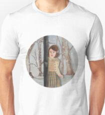 Lucy and the Lantern (Narnia) T-Shirt