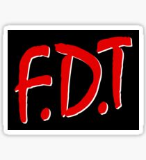FDT Sticker