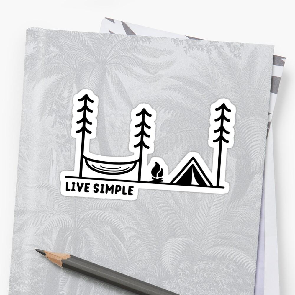 «Vive simple» de cletterle